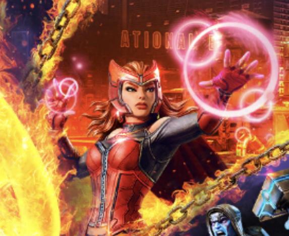 Wanda Maximoff (Earth-6110)