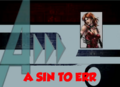 A Sin to Err (A!)
