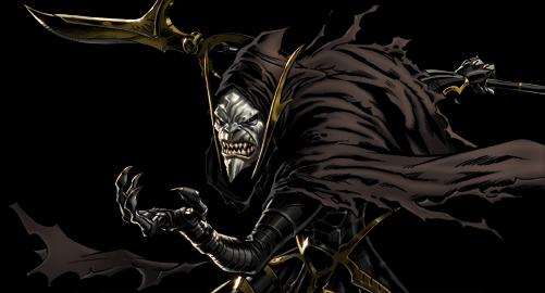 Corvus Glaive (Earth-1010)