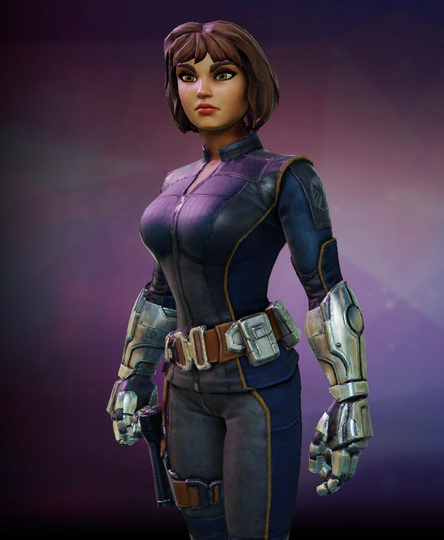 Daisy Johnson (Earth-6110)