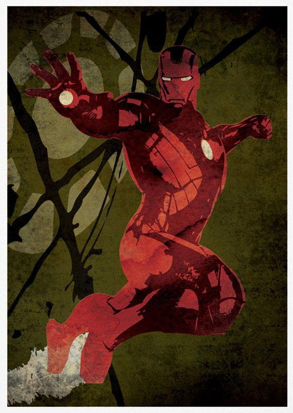Iron Man (Oblivius)