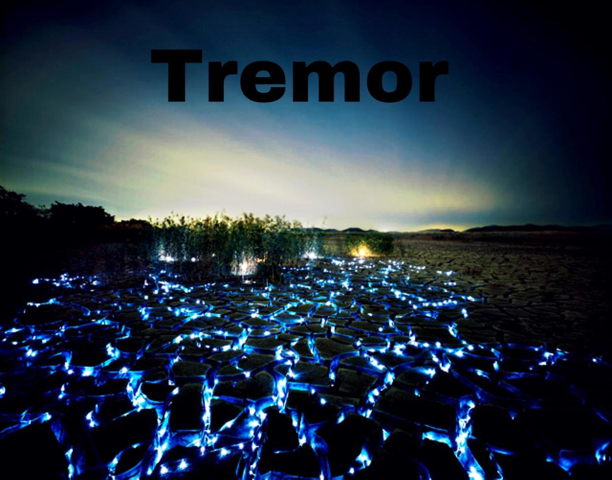 Tremor (Paragon Comics)