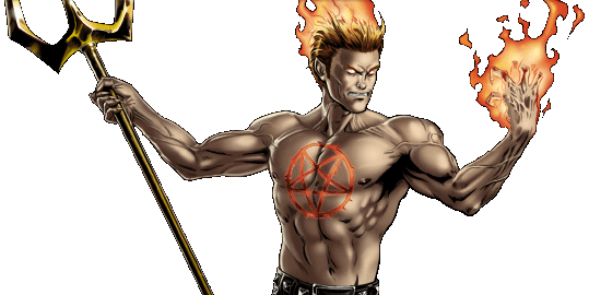 Daimon Hellstrom (Earth-1010)