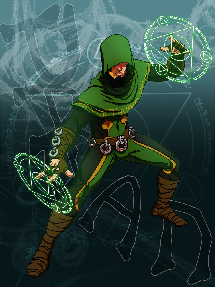 Sebastian Druid (Earth-4187)