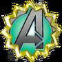 Certified Avenger!