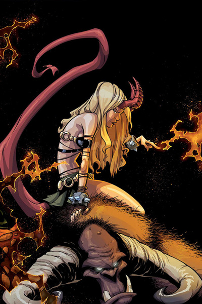 Illyana Rasputin (Earth-2001)