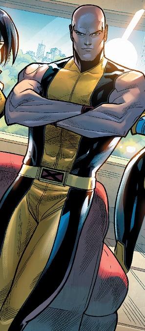 William Xavier (Earth-9999)