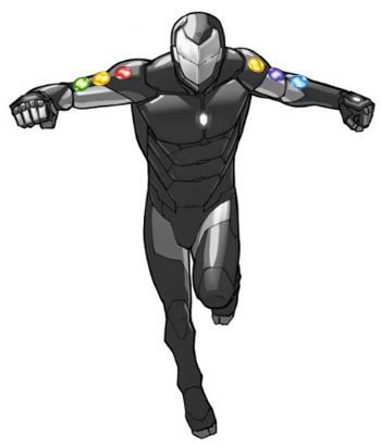 Ultron Armor
