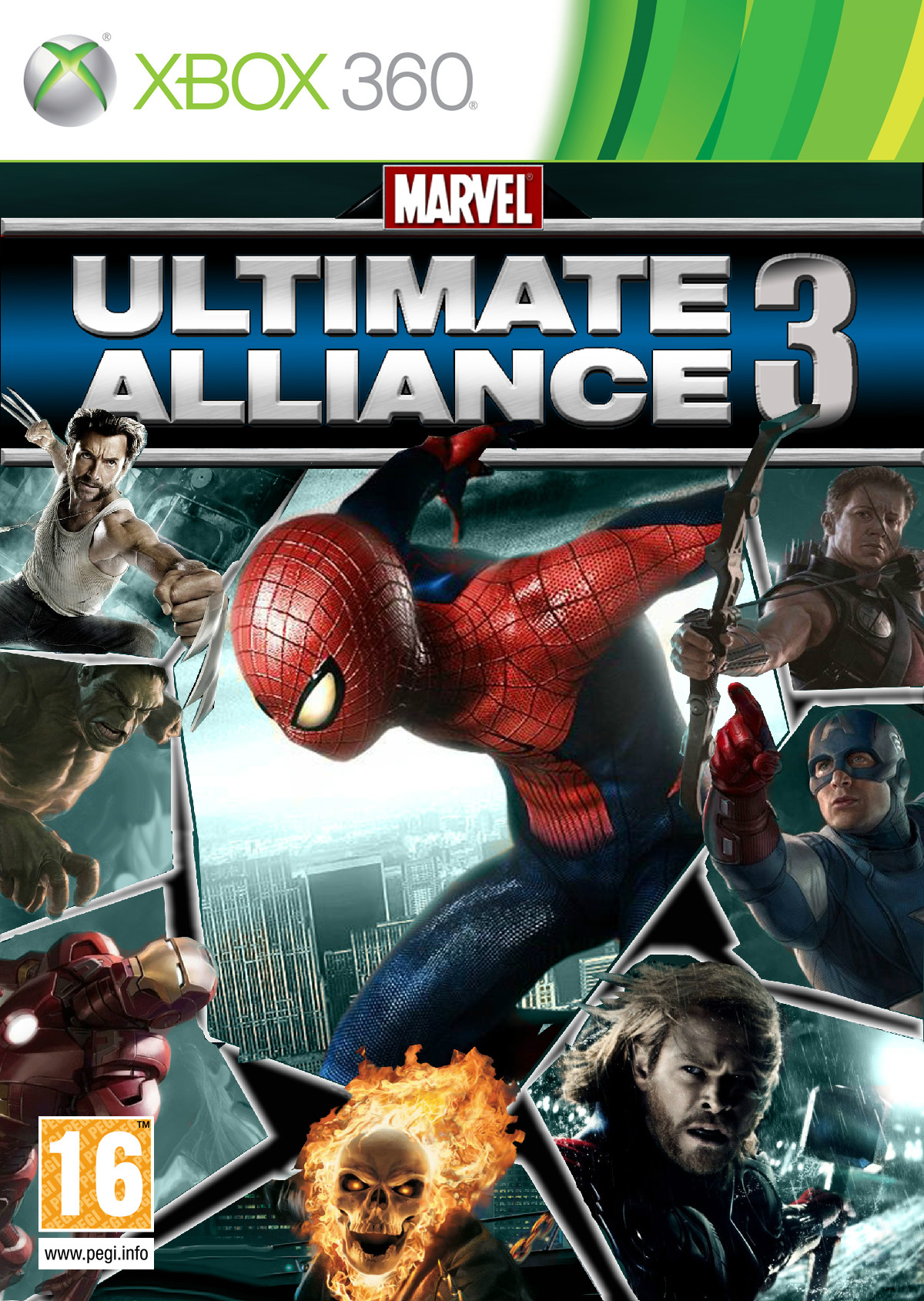 Marvel's Ultimate Alliance (DuttPanda)