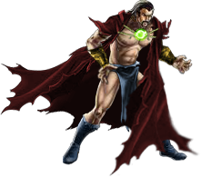 Agamotto (Earth-1010)