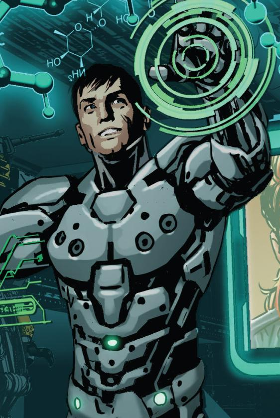 Arno Stark (Earth-1111)