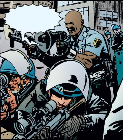 New York City Police Department (Earth-774237)