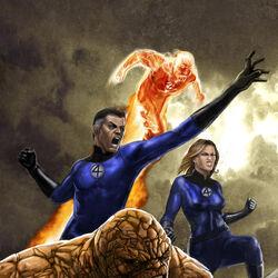Fantastic Four (Earth-61615)
