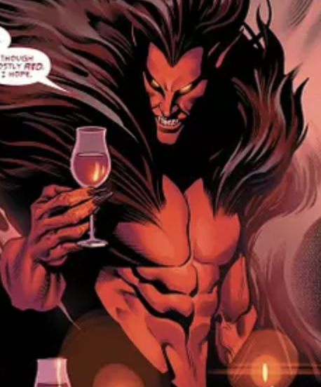 Mephistopheles (Earth-2001)