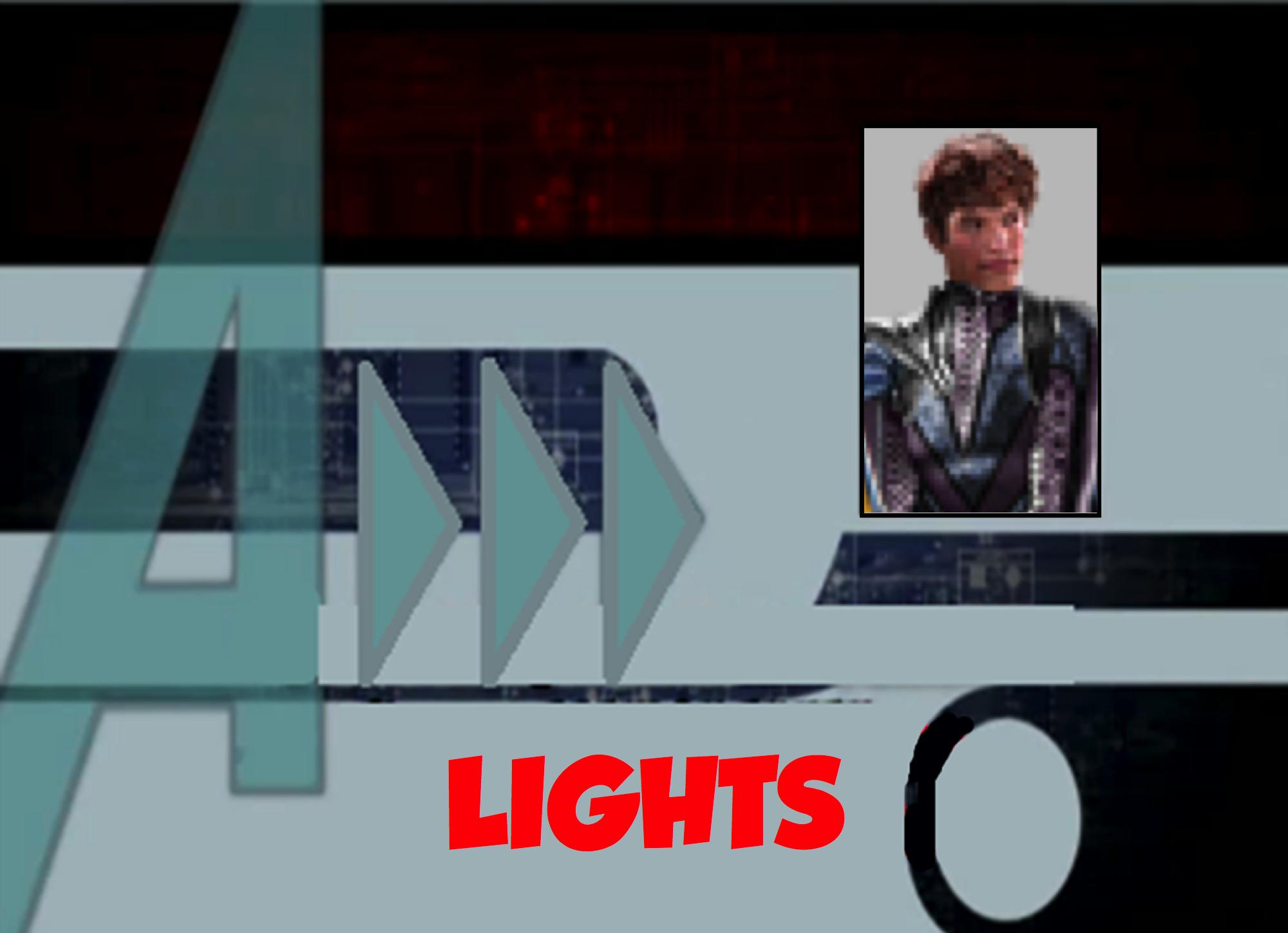 Lights (A!)