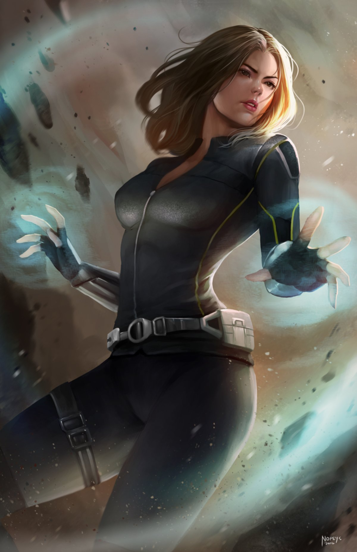 Daisy Johnson (Earth-1515)