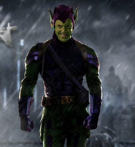 Norman Osborn (Earth-1116)