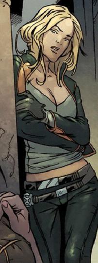 Janet Gibson (Earth-616)