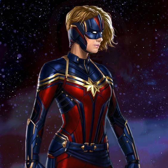 Carol Danvers (Earth-2001)