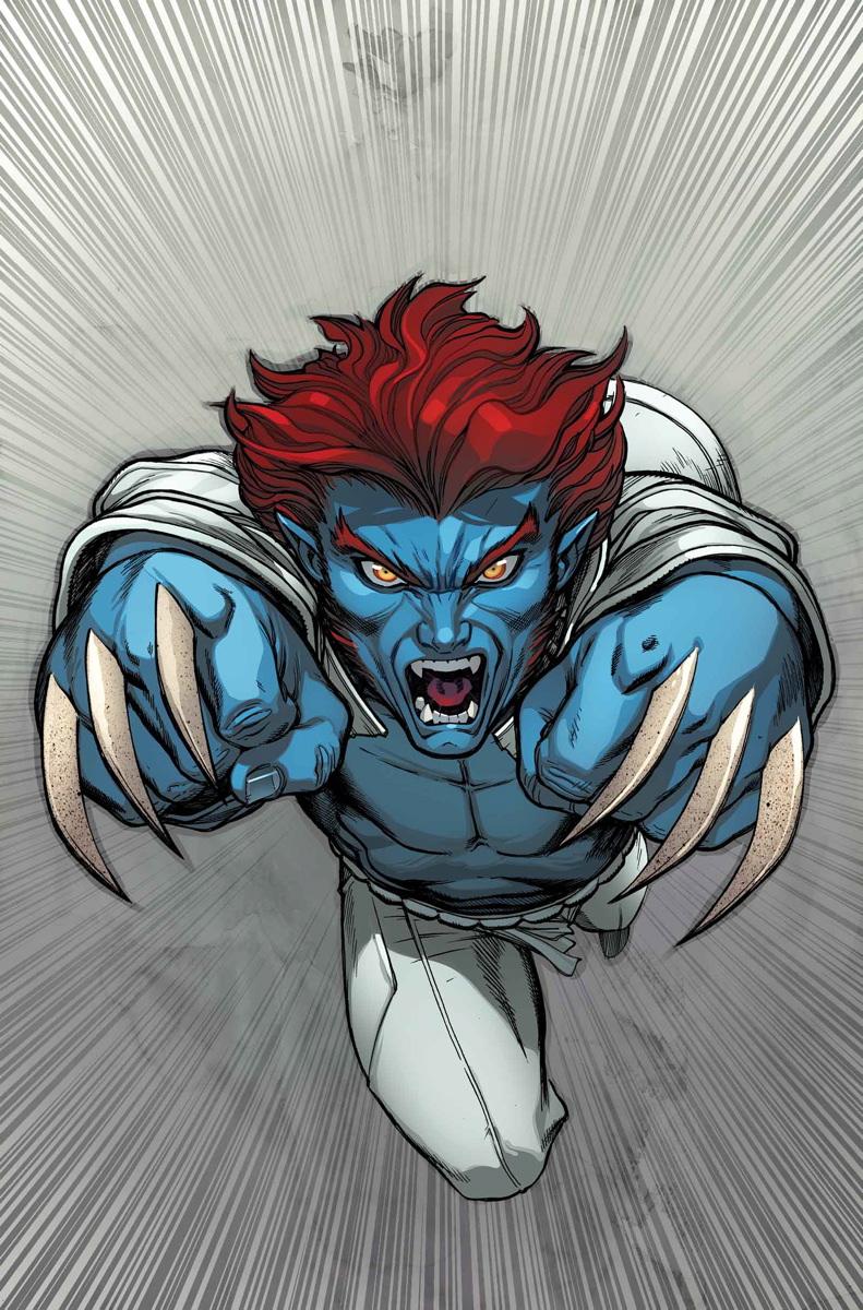 Damian Creed (Earth-50911)