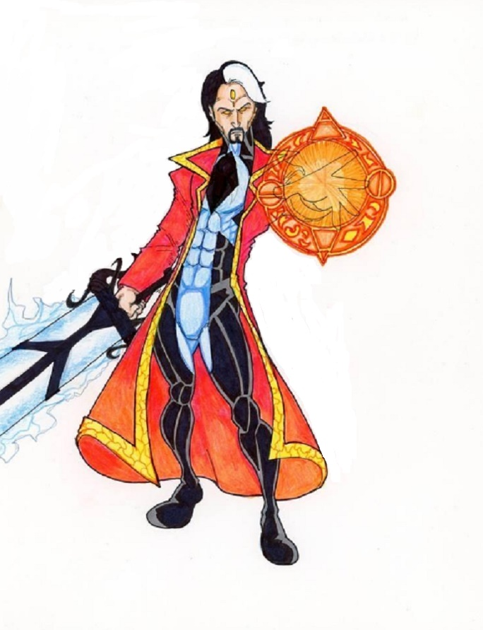 Stephen Strange (Earth-29030)