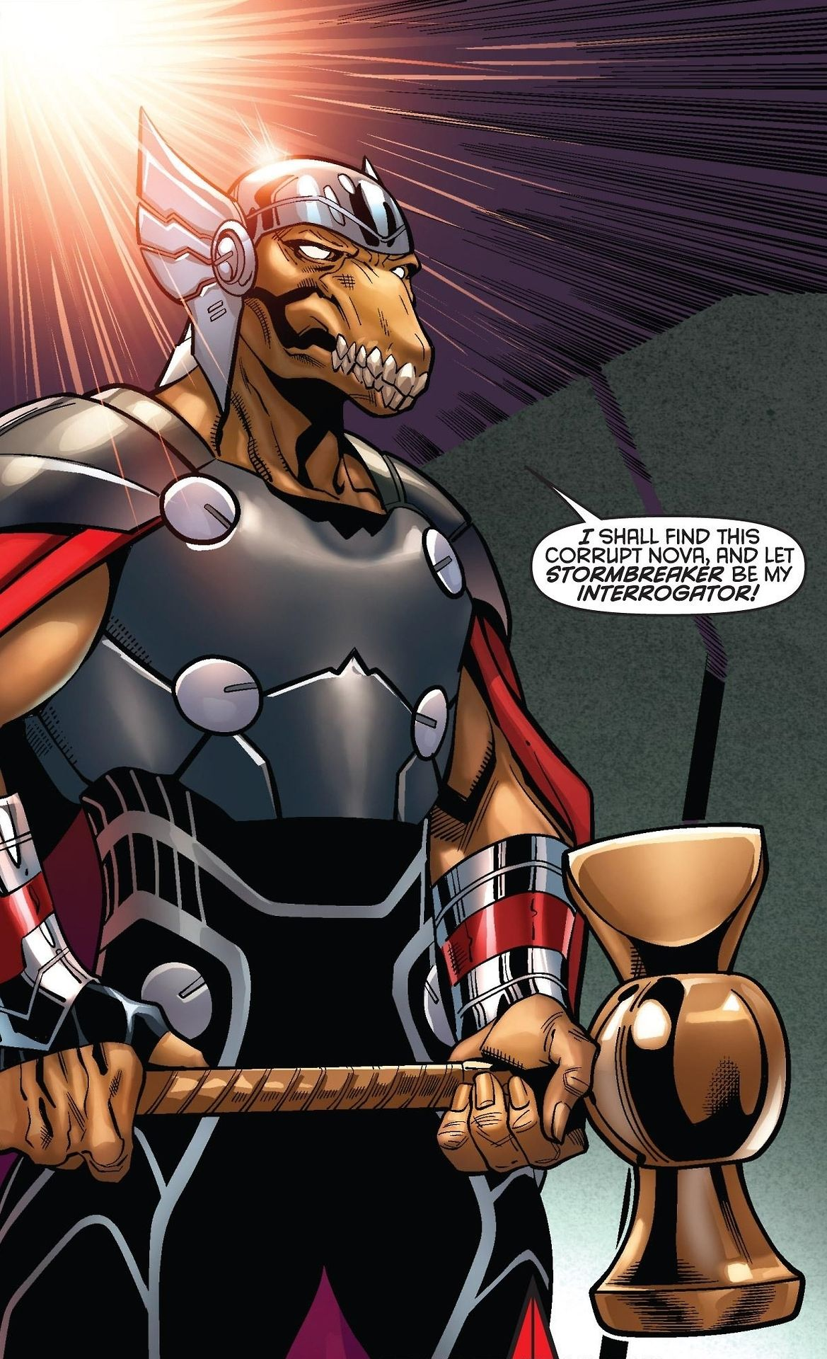Beta Ray Bill (Earth-2001)