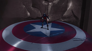 Captain America's Shield A! 01