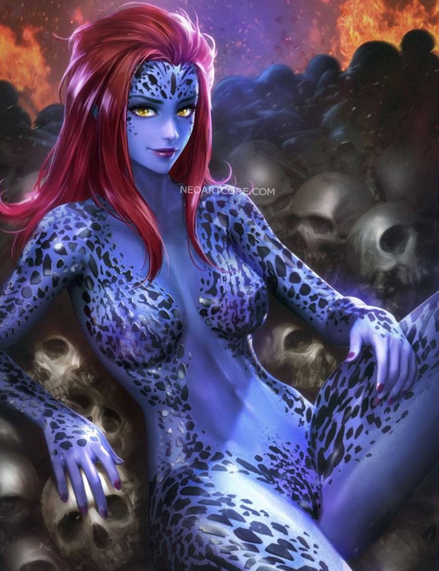 Raven Darkholme (Earth-101)