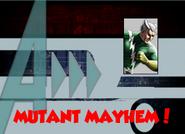 Mutant Mayhem! (A!)