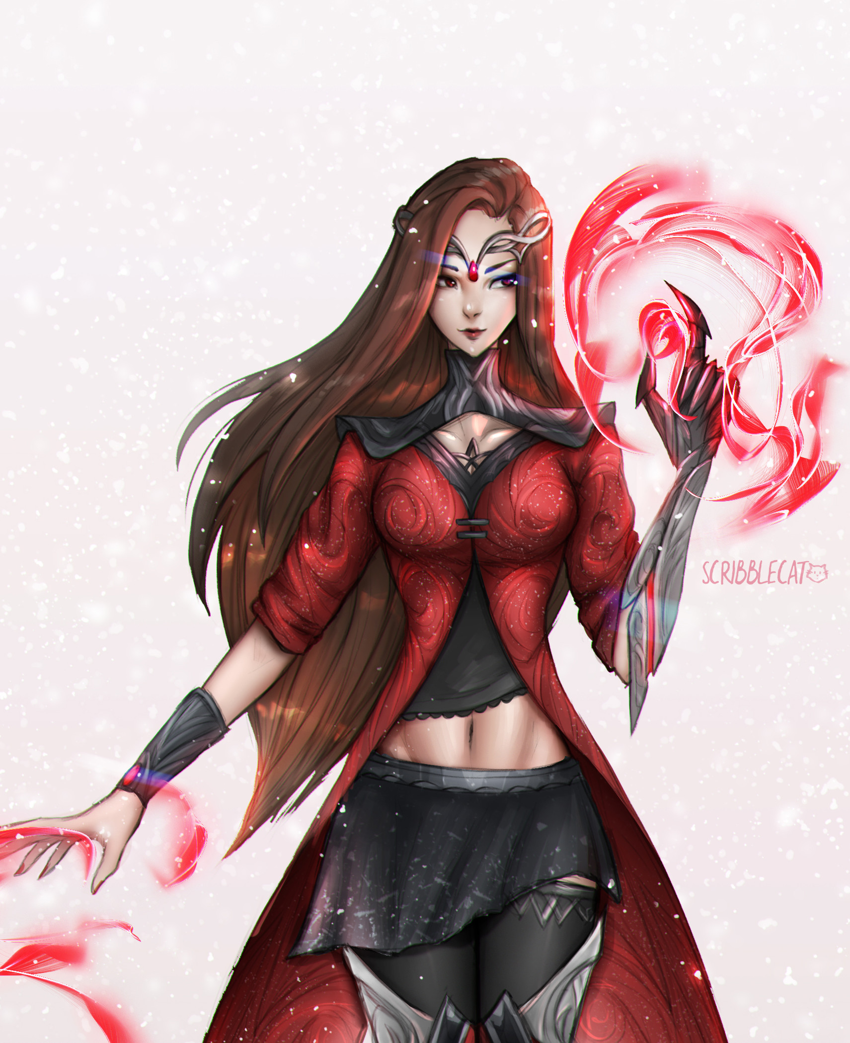 Wanda Lehnsherr (Earth-9999)