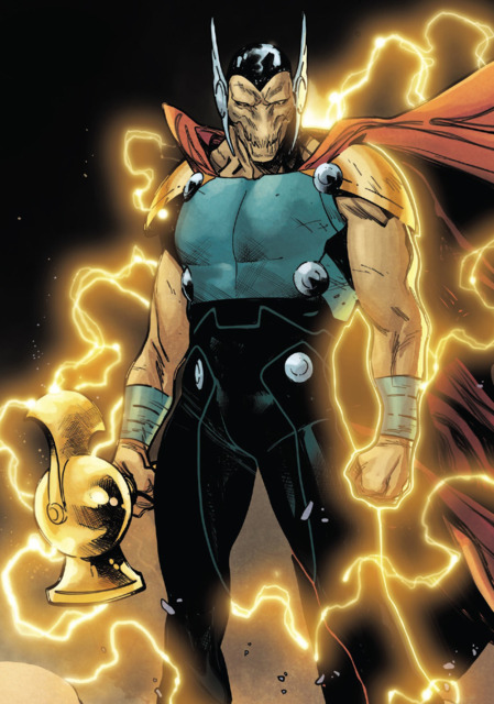 Beta Ray Bill (Earth-101)
