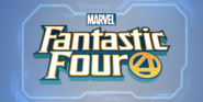 Marvel Fantastic Four Title