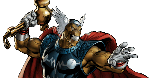 Beta Ray Bill (Earth-1010)