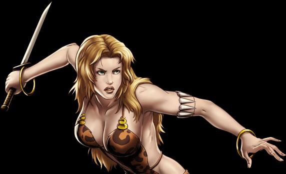 Shanna O'Hara (Earth-1010)