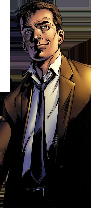 Richard Parker (Earth-774237)