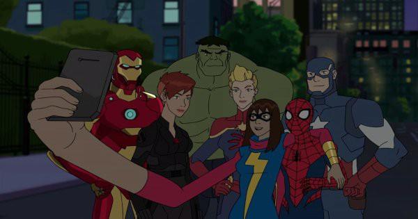 Avengers (Earth-609)