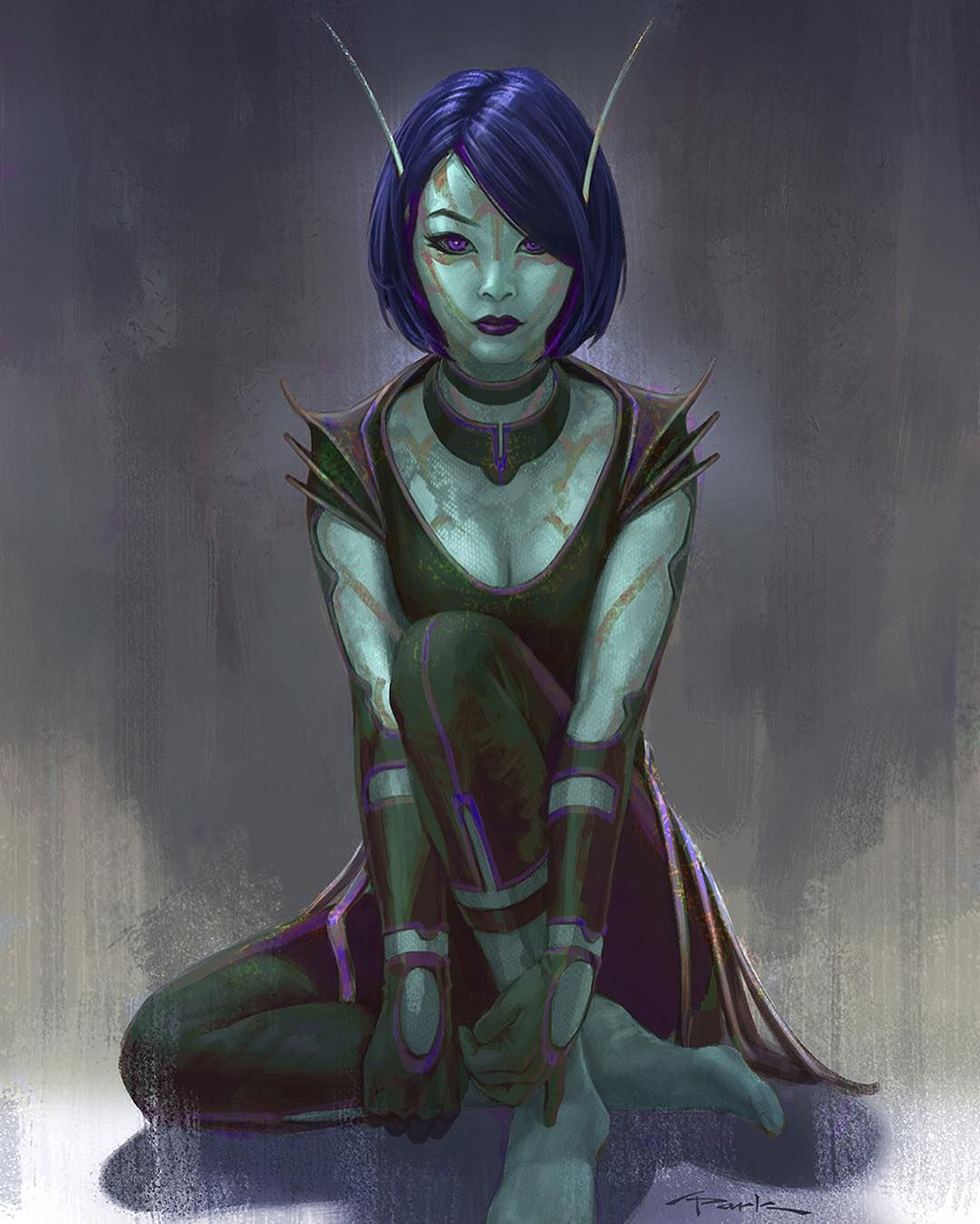 Mantis (Earth-2001)