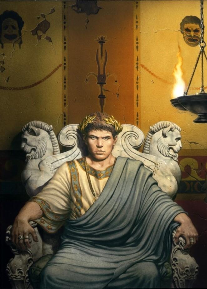 Nero Germanicus (Earth-61656)