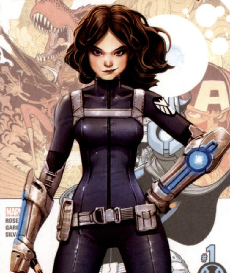 Daisy Johnson (Earth-101)
