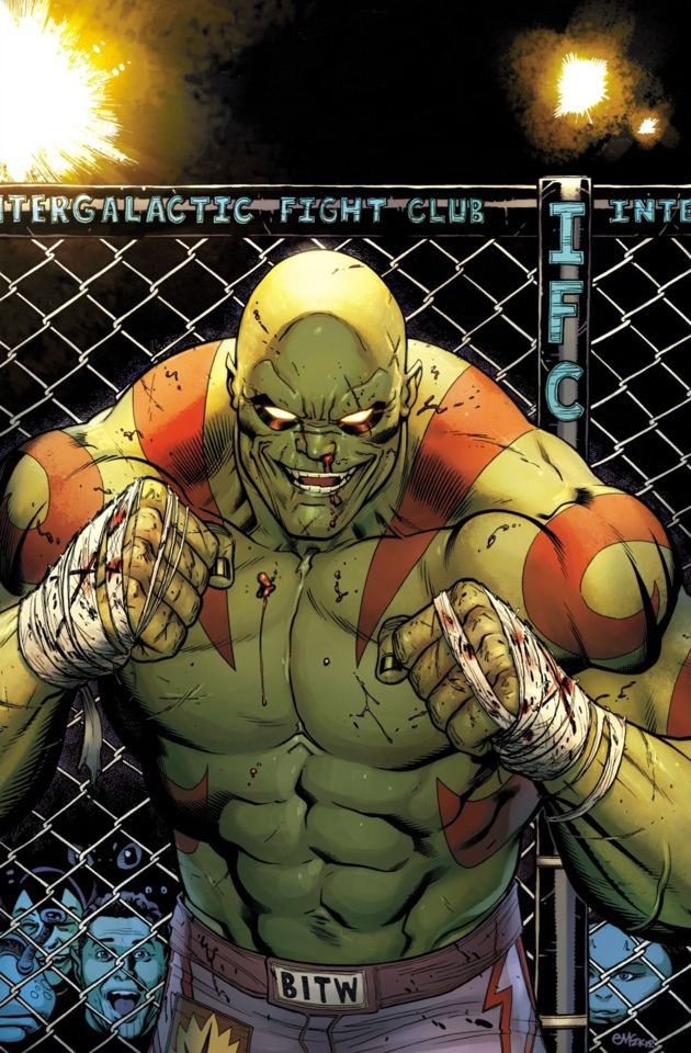 Drax D'Gaya (Earth-101)