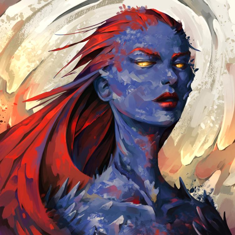 Raven Darkholme (Earth-9999)