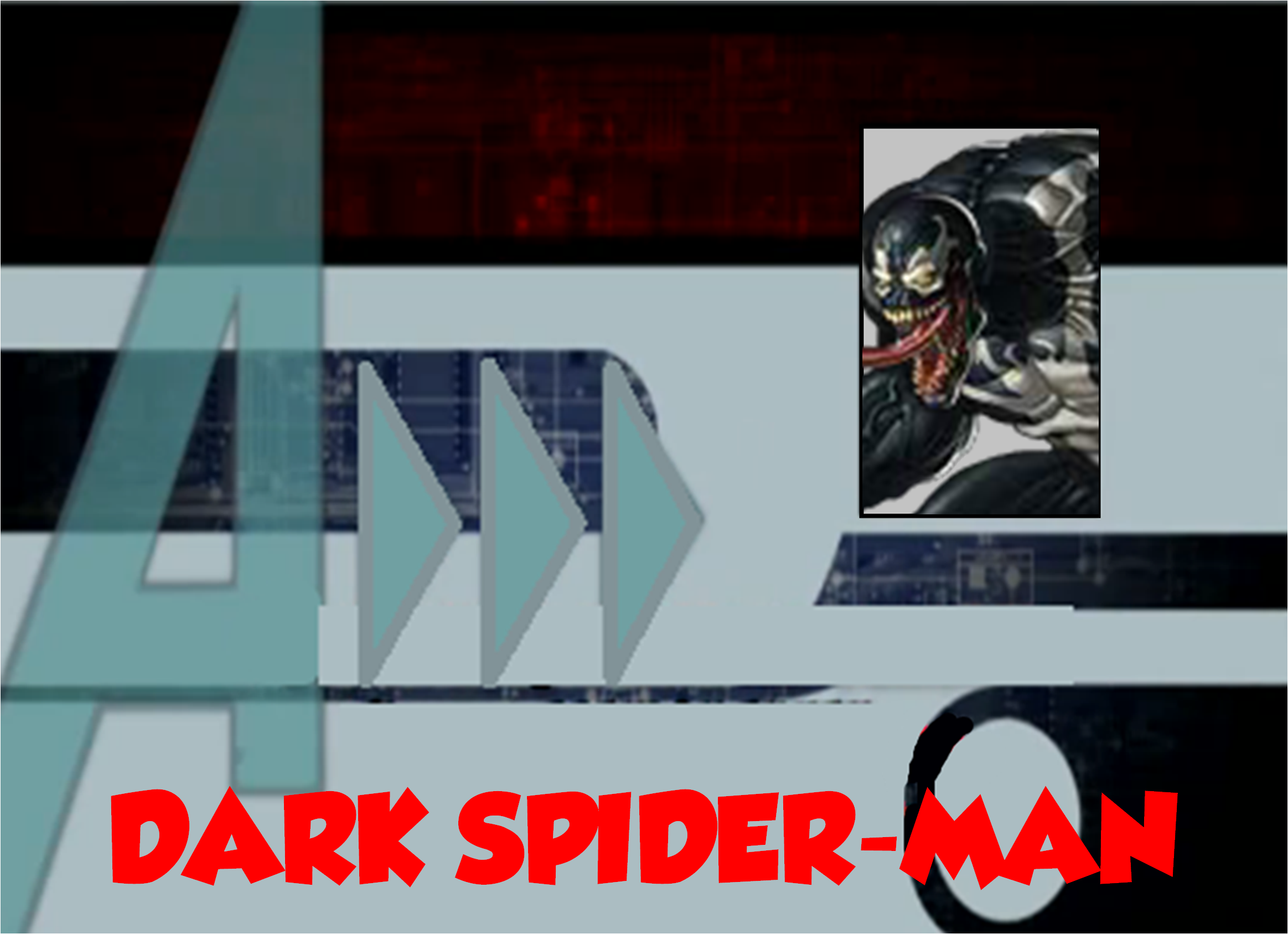 Dark Spider-Man (A!)
