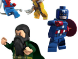 LEGO Marvel Super Heroes 2: The Ten Rings