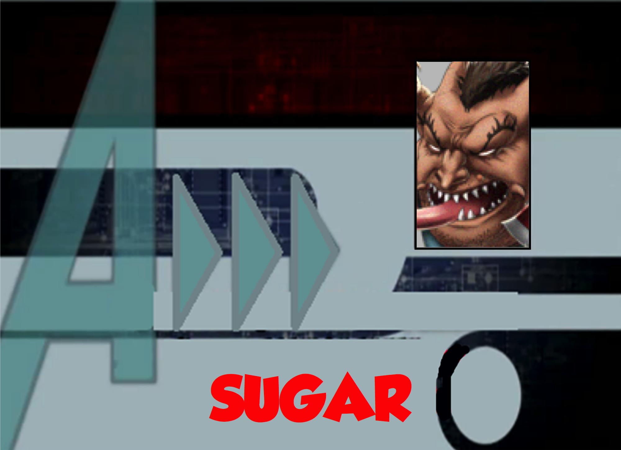 Sugar (A!)