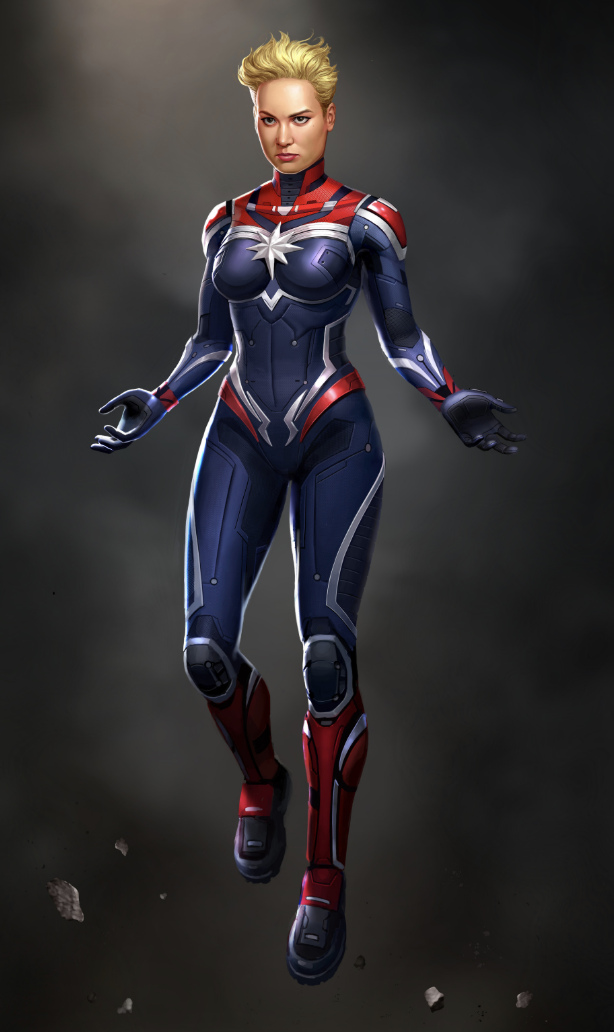 Carol Danvers (Earth-1420)