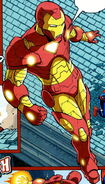 Anthony Stark (Earth-9411) Spectacular Spider-Man (UK) Vol 1 163
