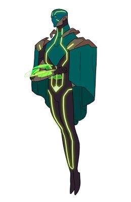 Nathaniel Richards (Earth-101)
