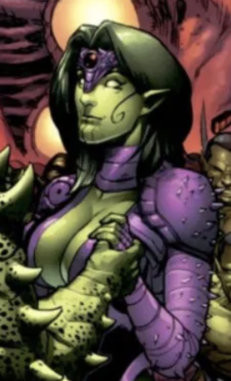 Anelle (Earth-101)