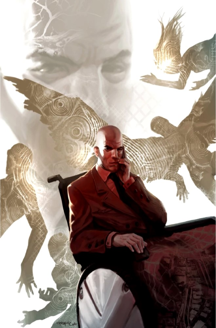 Charles Xavier (Earth-61615)