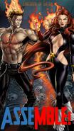 Daimon Satana Poster